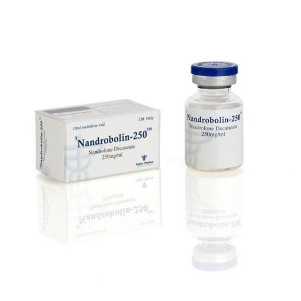 Buy Nandrobolin-250 (vial) online