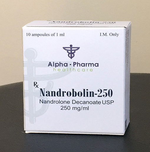 Nandrolone Decanoate 250mg